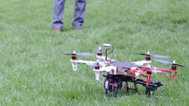 Mizzou drones
