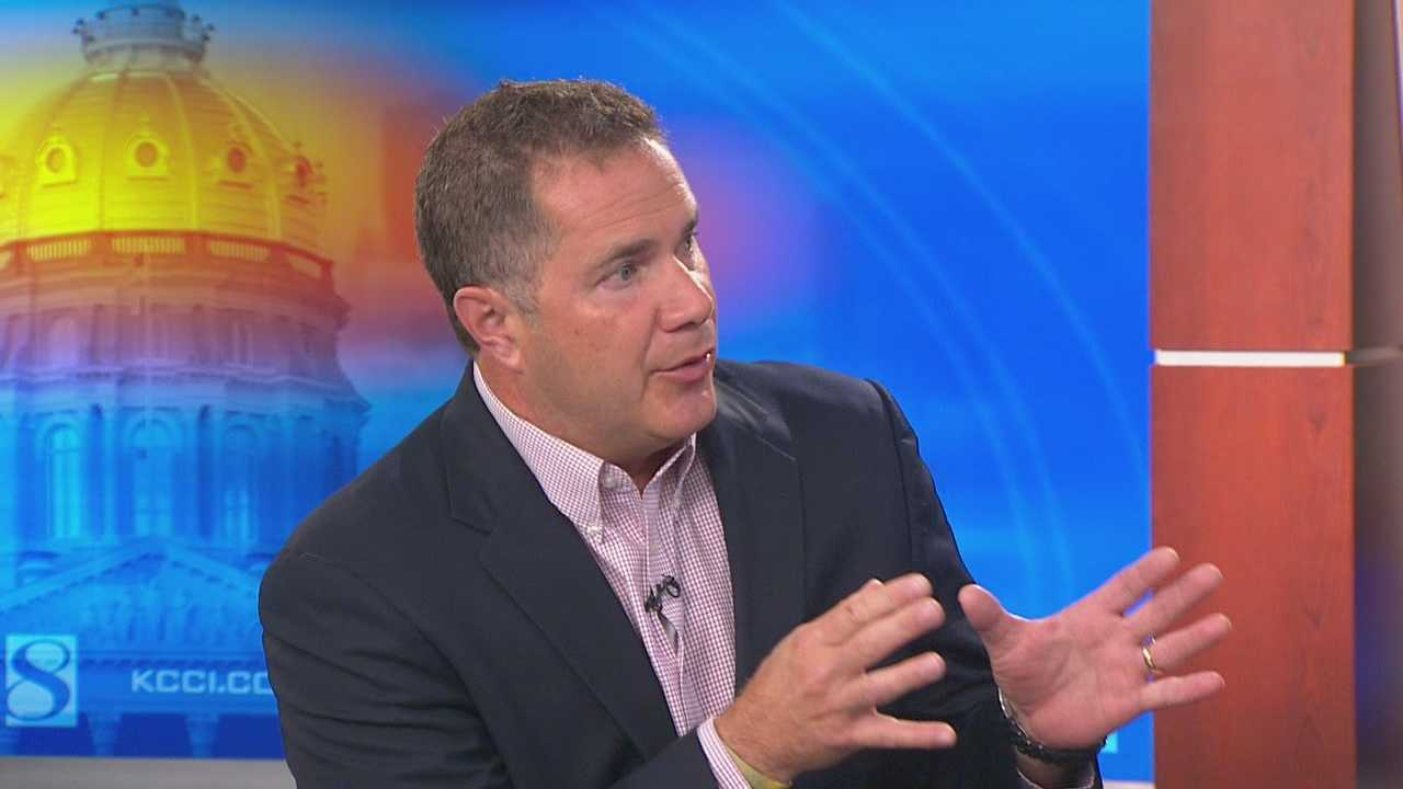 Rep. Bruce Braley spoke exclusively with KCCI News Friday.