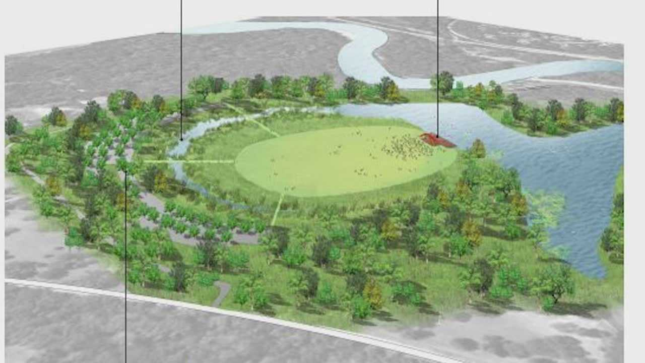 Officials are developing a plan to use more of one of the largest urban parks in the U.S.