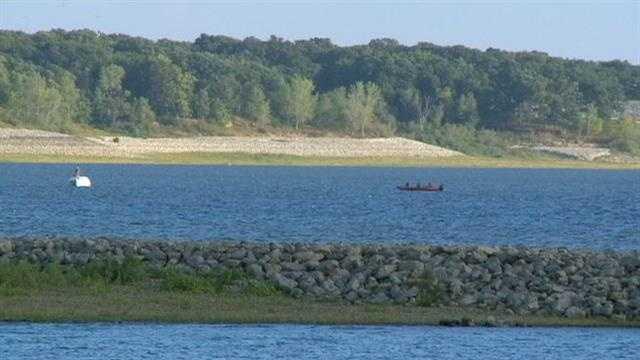 Saylorville lake search ls