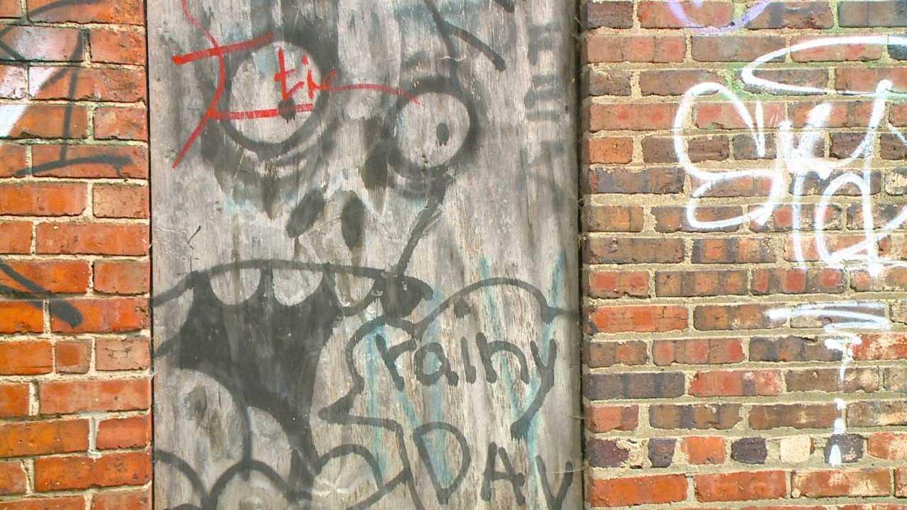 Sherman Hill Graffiti