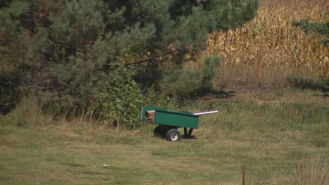 Authorities are investigating the death of a 10-year-old boy near Earlham.