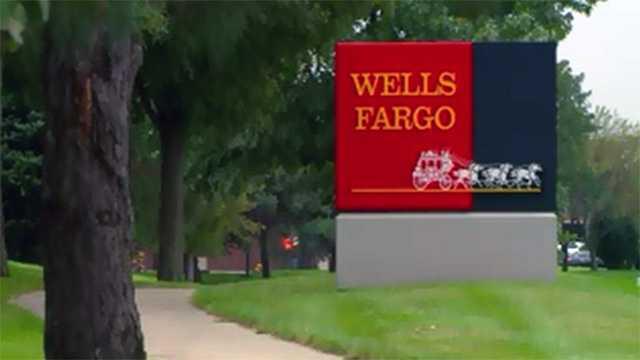 wells fargo sign generic