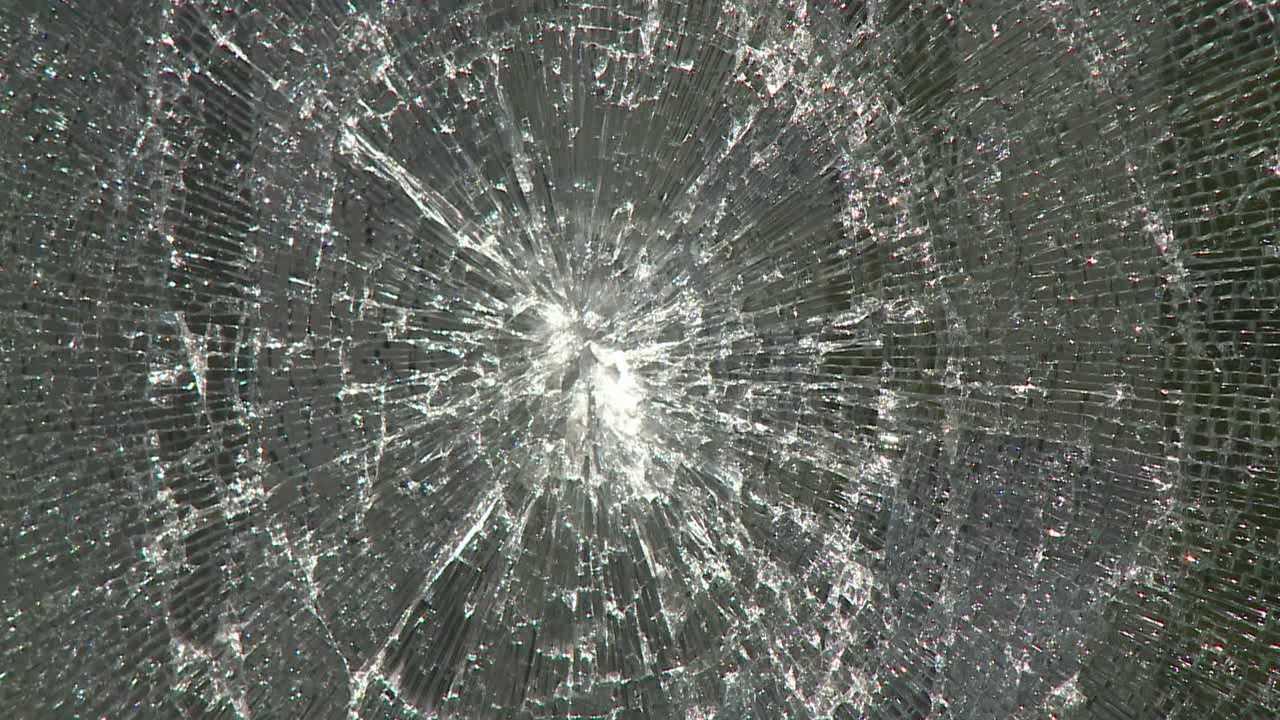 Des Moines police investigate a vandalism spree.