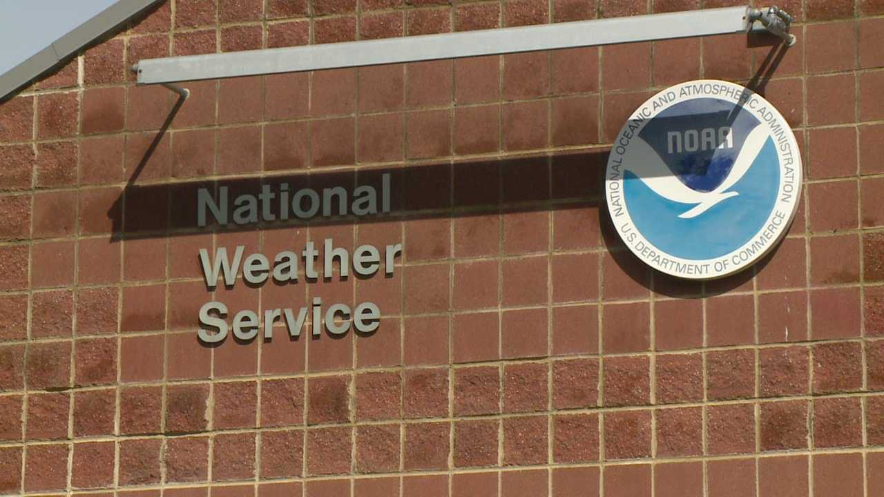 National Weather Service forecasters are still at work even with the government shutdown.