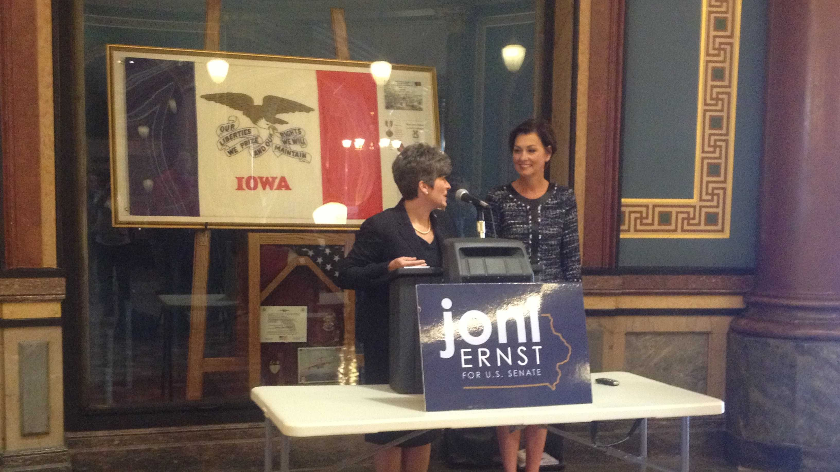 ernst endorsement reynold