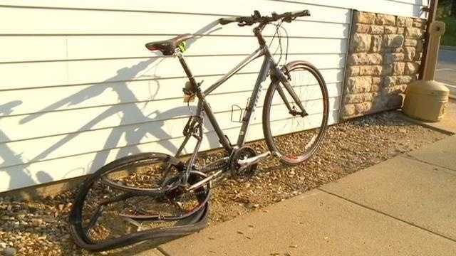 Tom Lueck bicycle