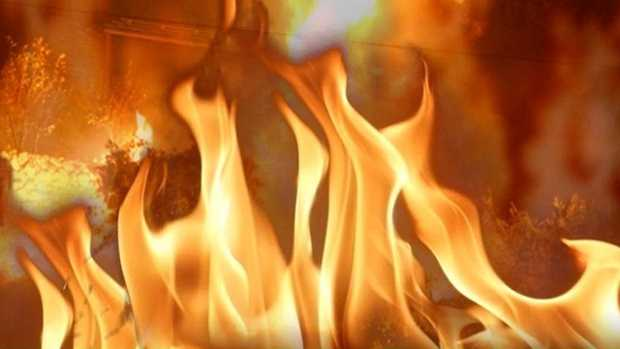 Fire generic flames
