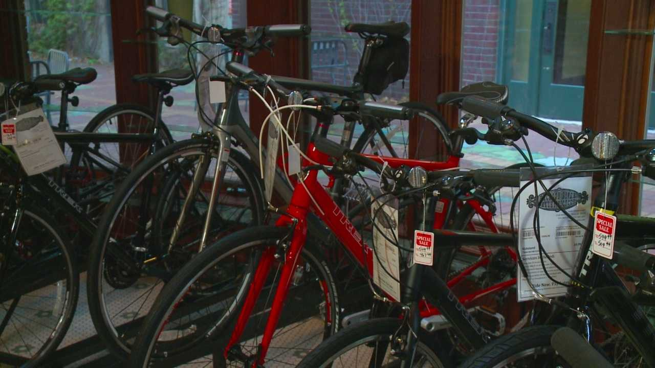 More and more bikers are rolling into small Iowa towns and bringing their big bucks.
