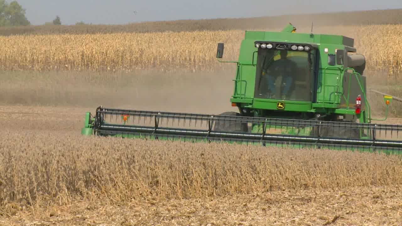 Checking in with Iowa farmers at harvest time