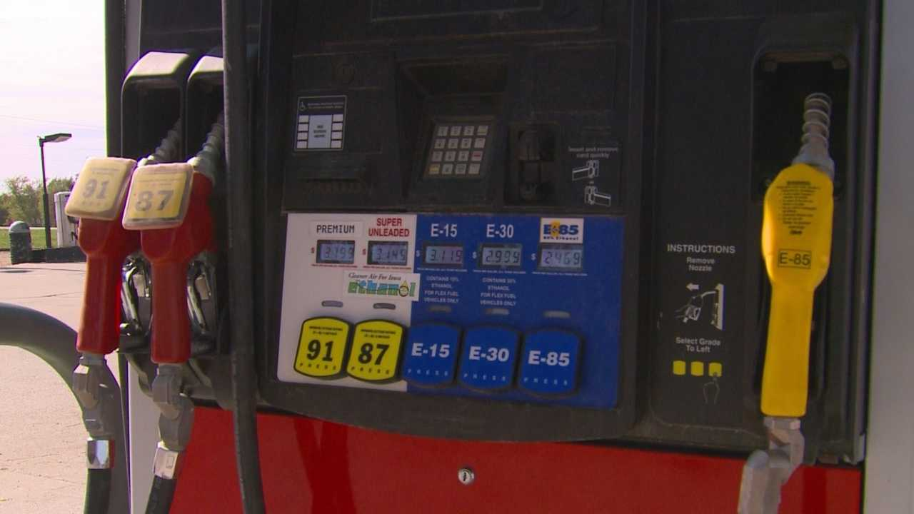 A new program will put more gas options at stations across Iowa.