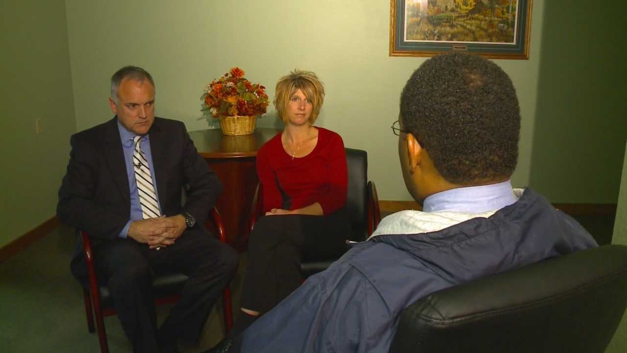 Family talks about armed home invasion