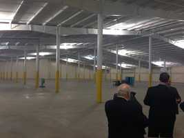 This area will be used by Prison Industries that employs prisoners to build furniture and other products.