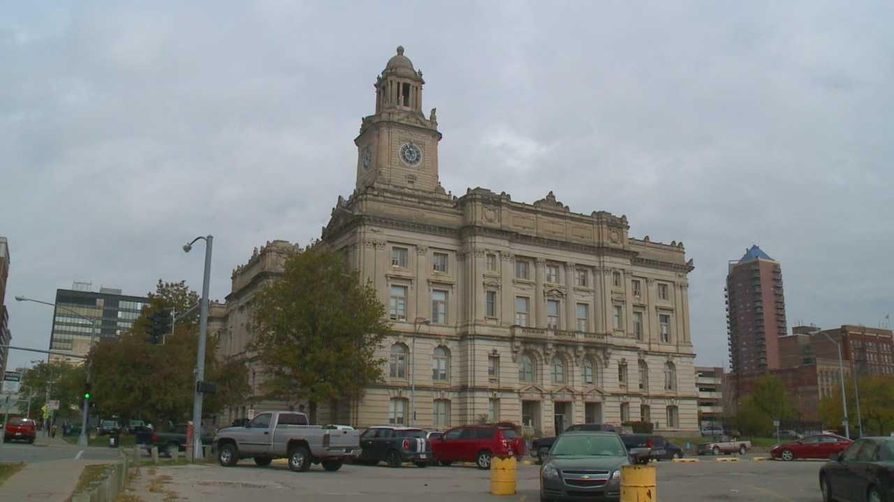A plan calls for renovating the Polk County Courthouse and adding new space in other buildings.