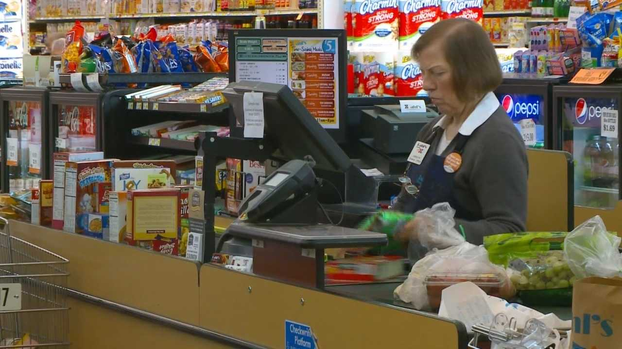 Families will see their food stamp benefits cut by about 36 dollars per month.
