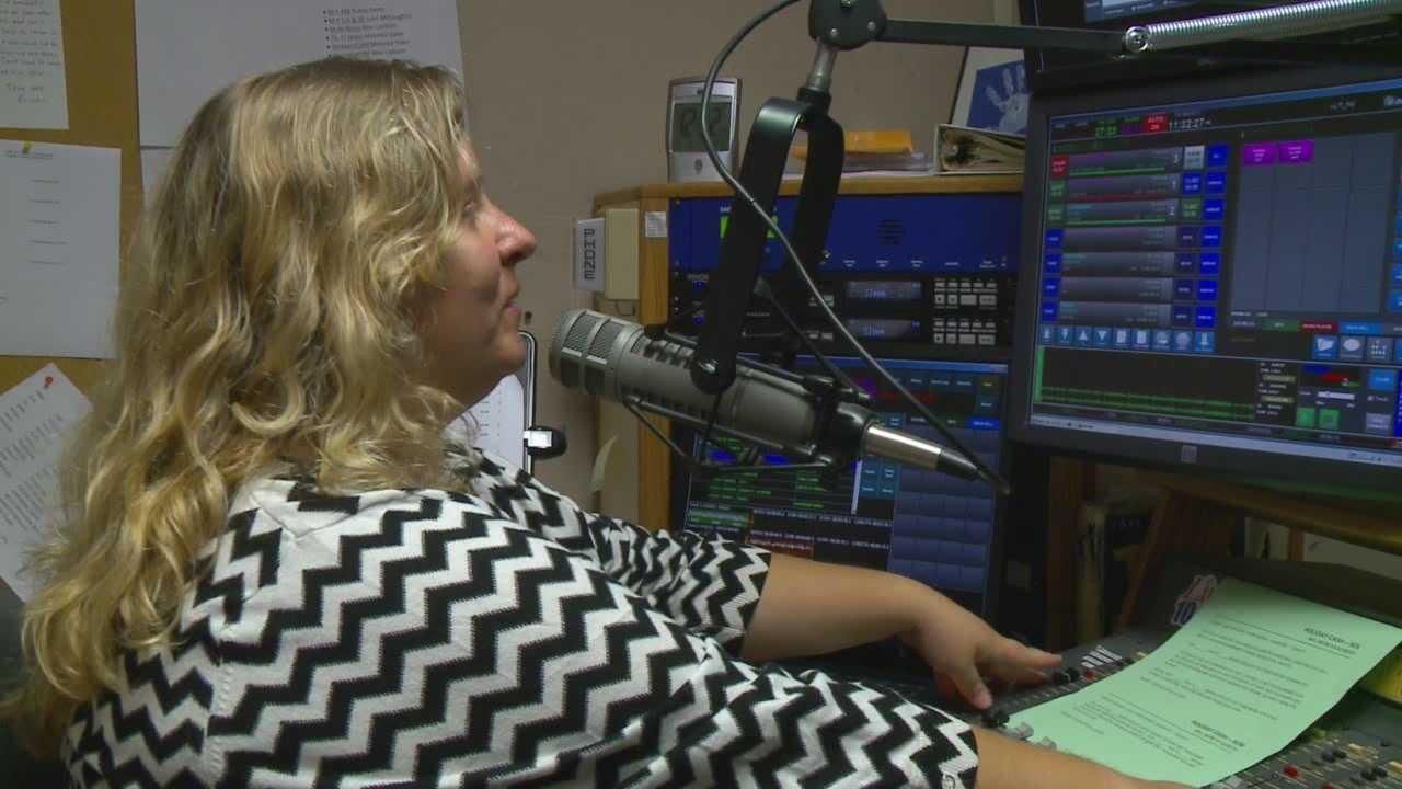 A Des Moines radio station is already playing holiday music and another is planning the switch soon.