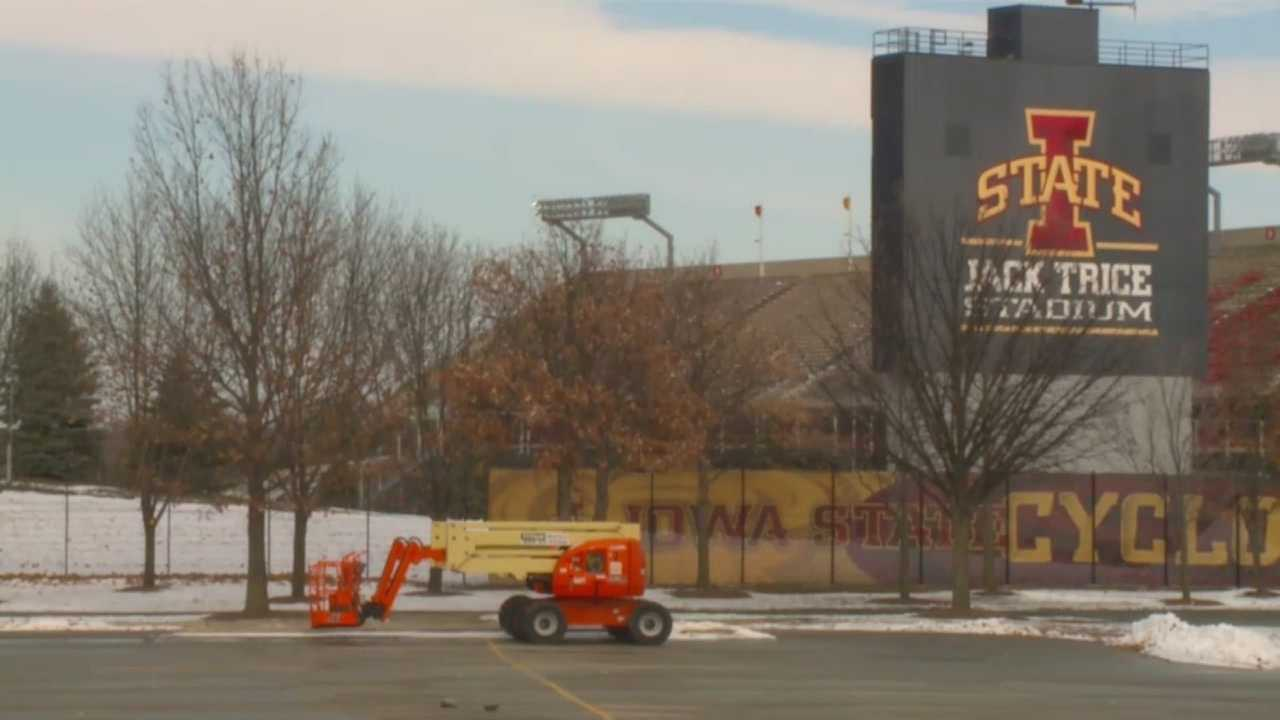 A $25 million gift is jump starting a new project to complete new seating at ISU's Jack Trice Stadium.