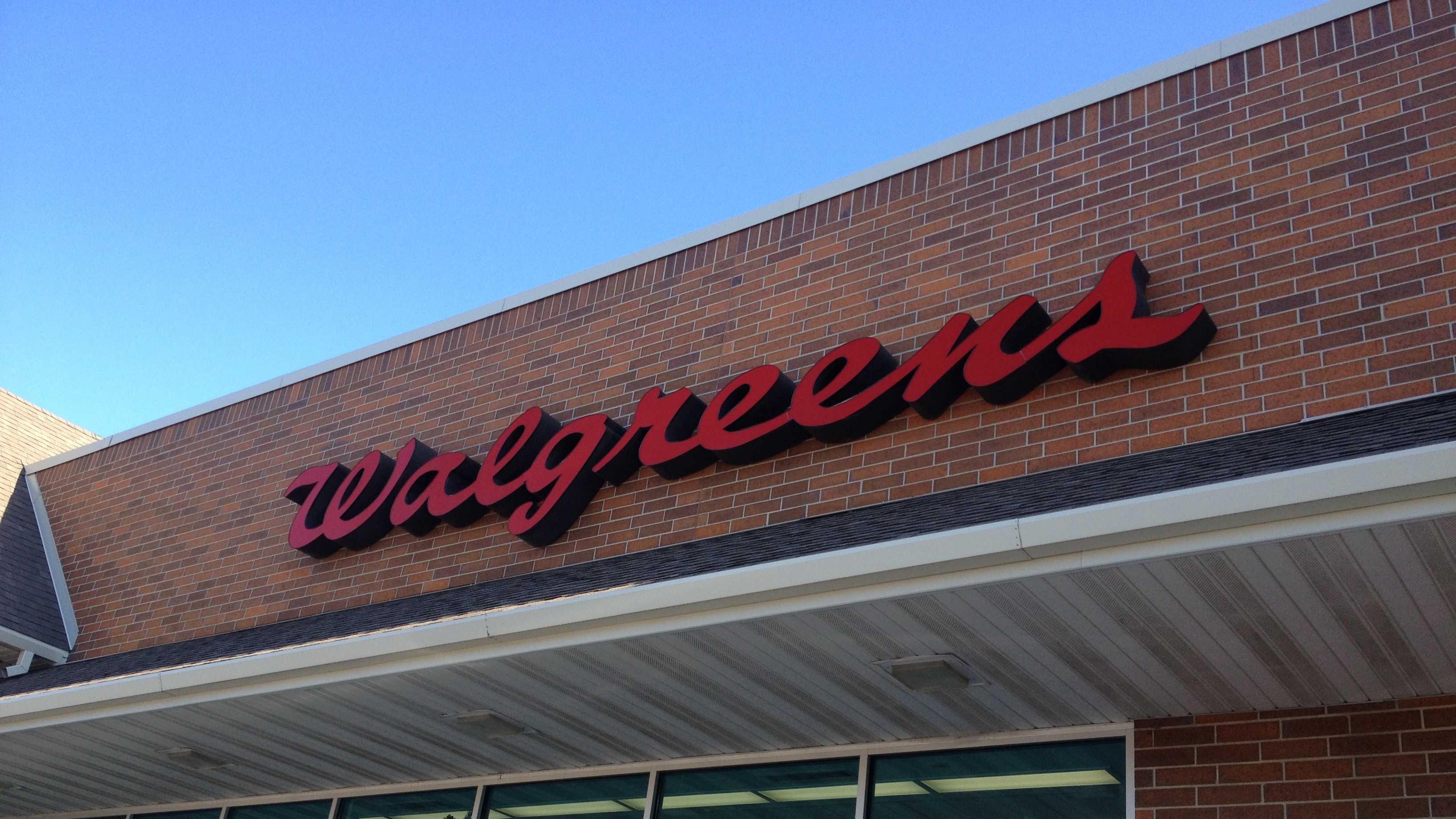 Walgreens logo generic