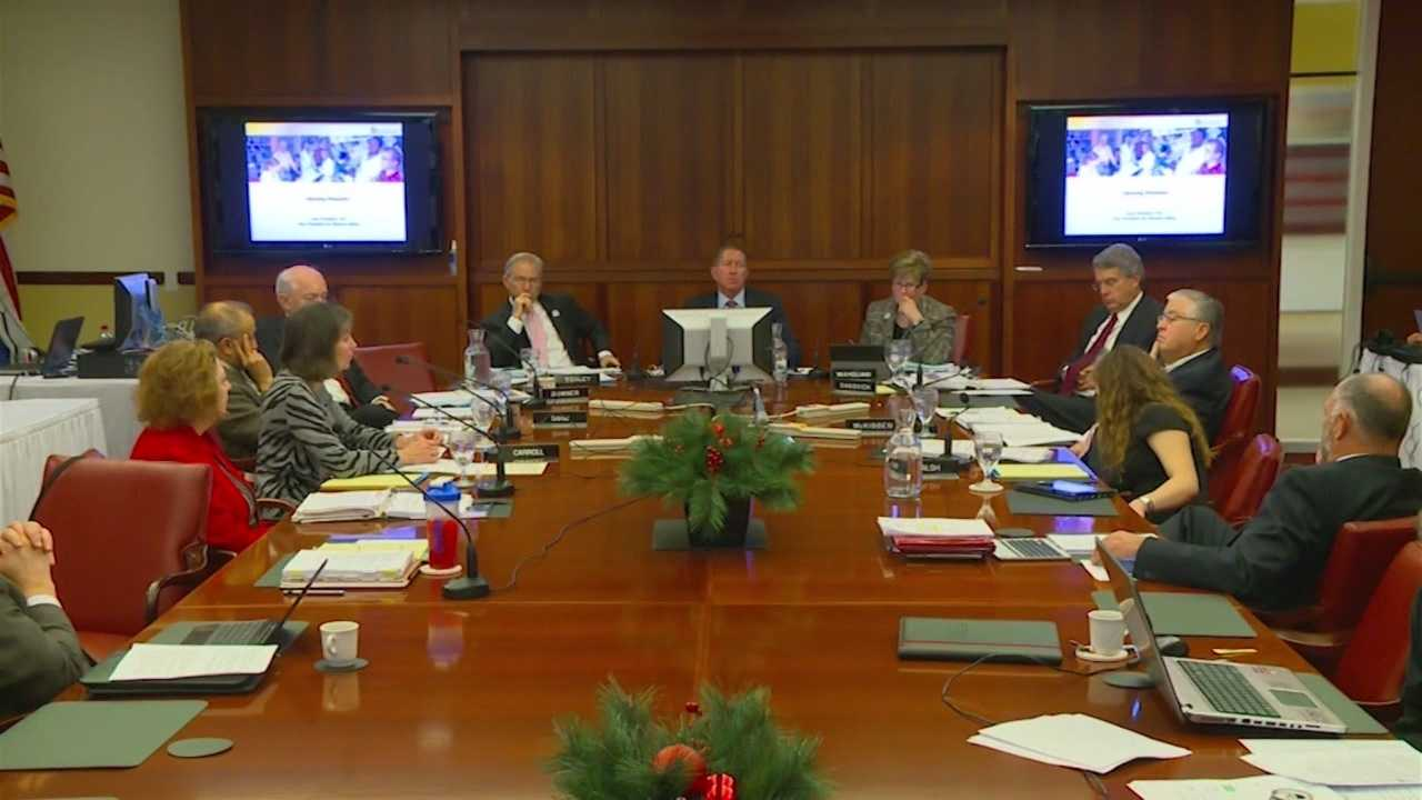 Regents approve tuition freeze