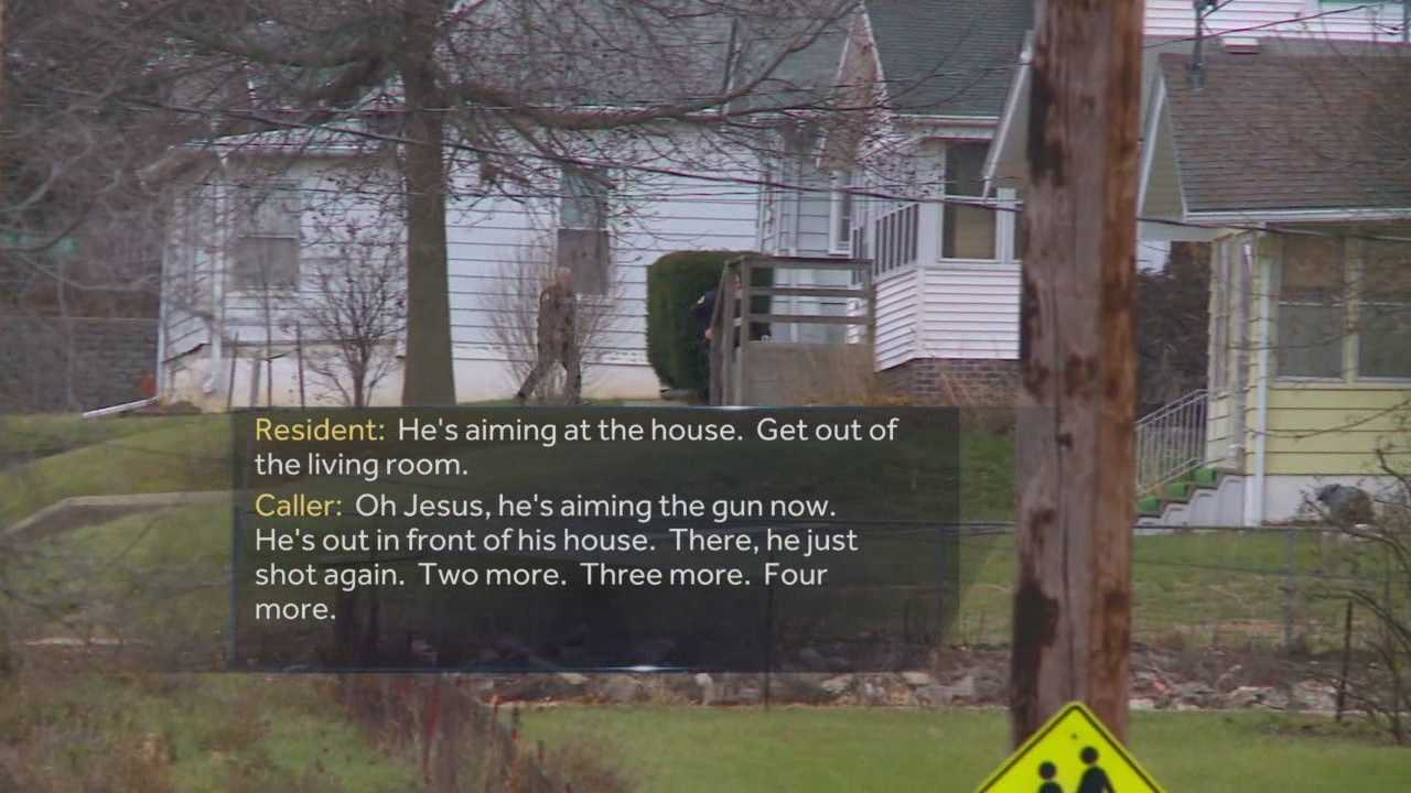 911 calls from Creston Ave. shooting released