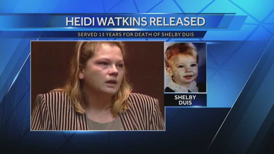 Heidi Watkins Released After Serving 13 Years Of 50 Year