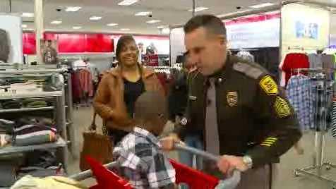 Shop with a Cop