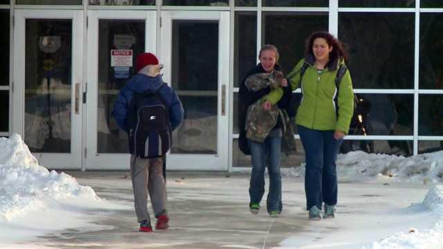 snow cold school generic