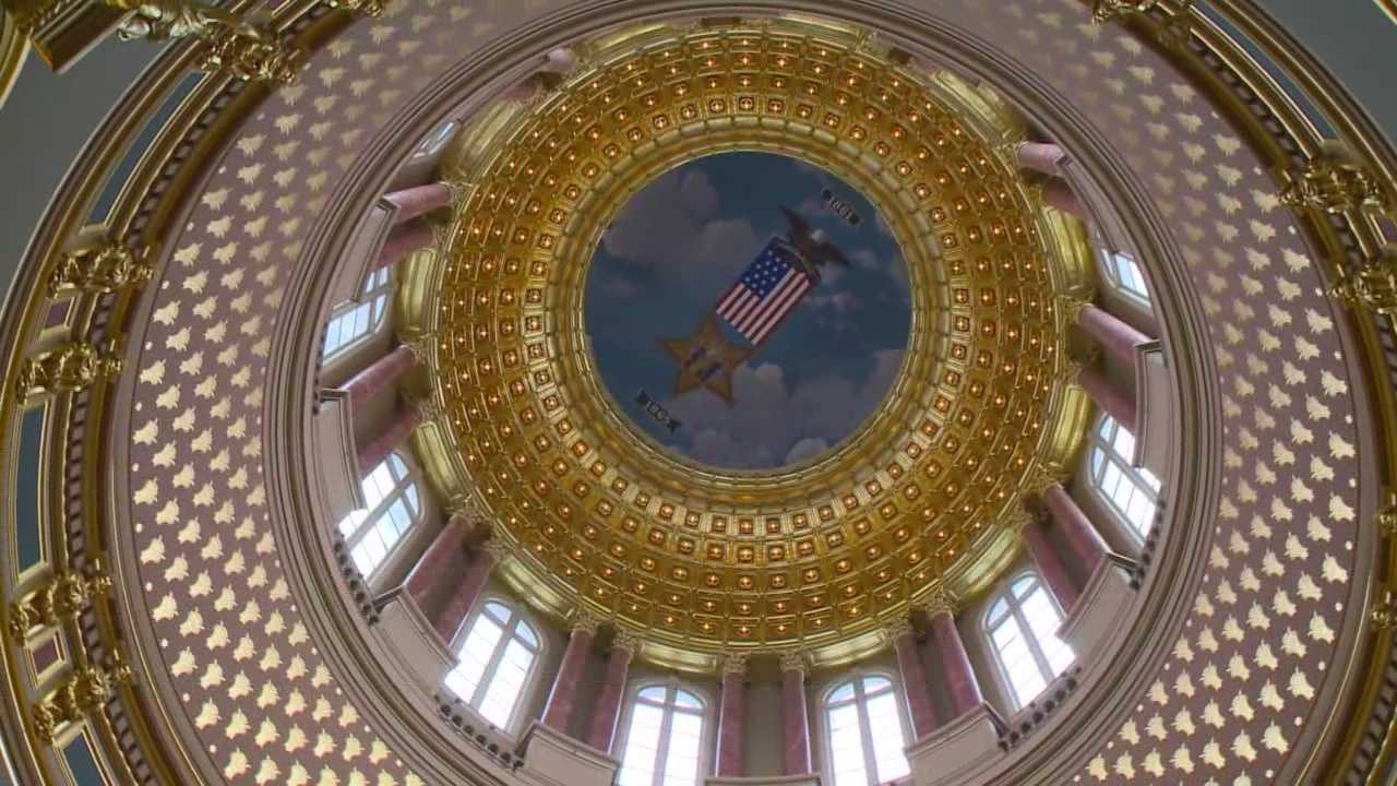 This is Iowa: Get a tour under the golden dome