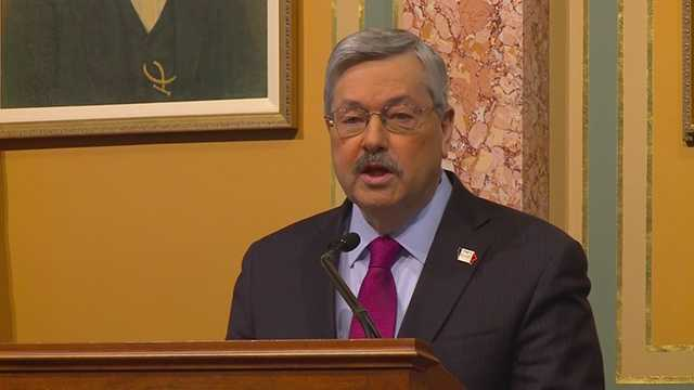 governor branstad condition state address