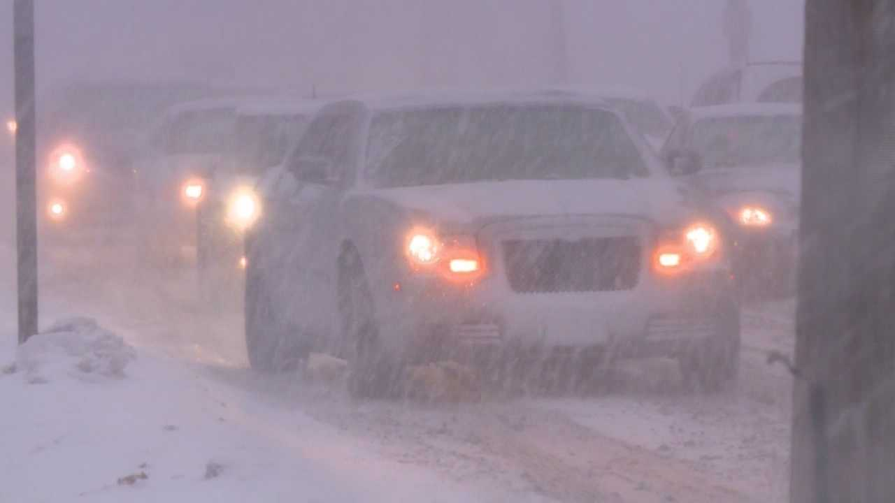 img-Perfectly timed storm creates nightmare commute