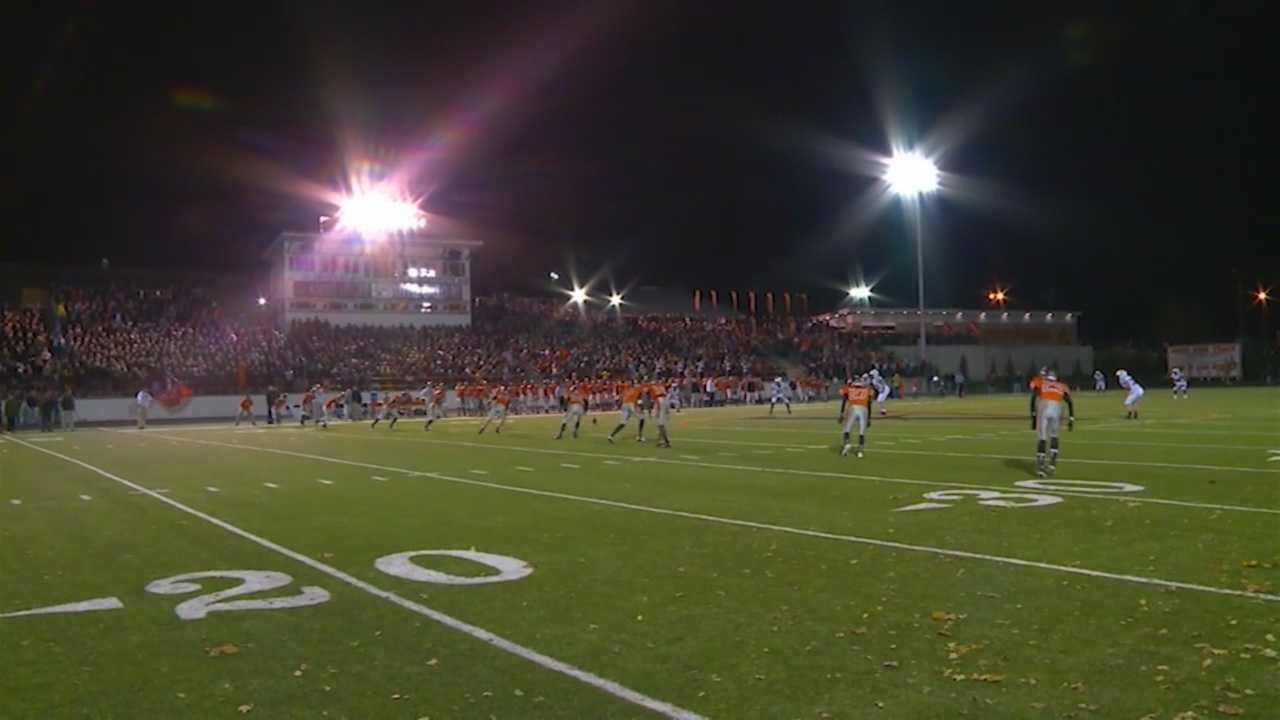The Iowa High School Athletic Association voted Wednesday on a proposal that would have cut the number of regular season high school football games from nine to eight.