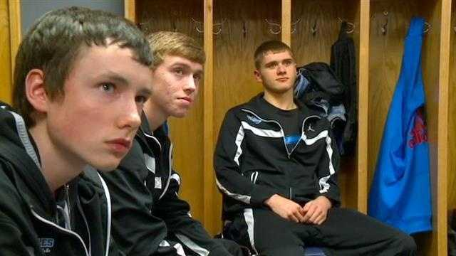 Two years ago, Ankeny Christian Academy had a problem. They were great at winning, but terrible at celebrating. At a heartfelt postgame meeting, the Eagles solved their problem...and changed the world.