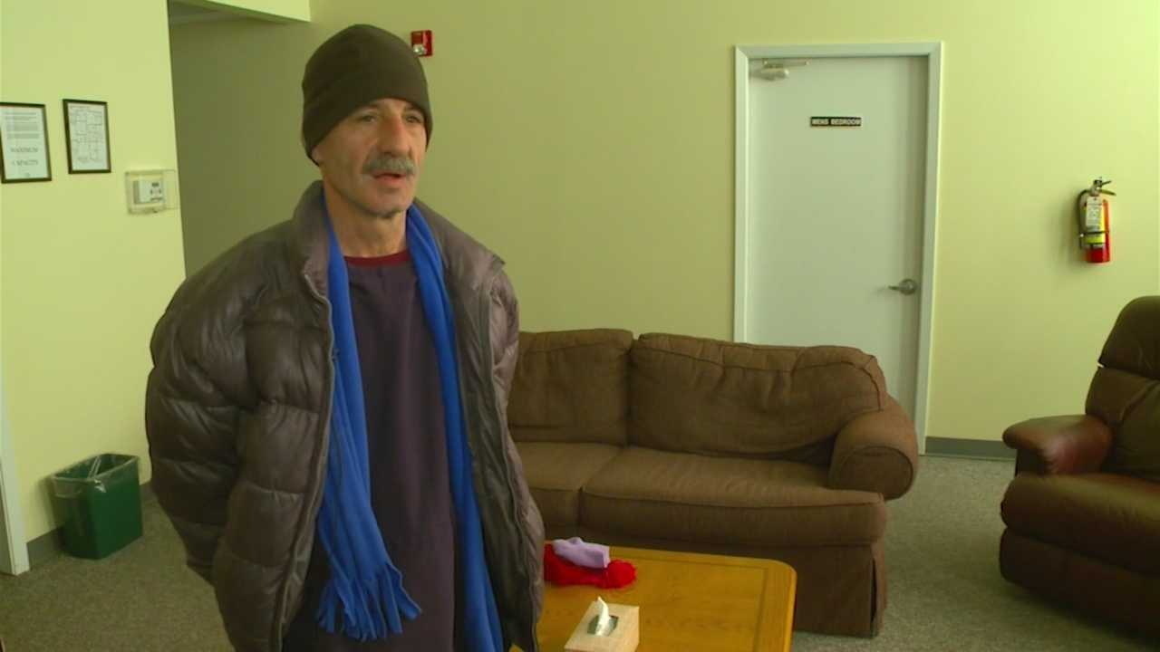 A shelter in Marshalltown has no beds available.