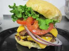 Zombie Burger in DSM.