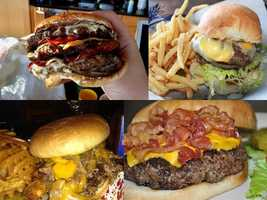 The Iowa Beef Industry Council annually crowns Iowa's best burger.