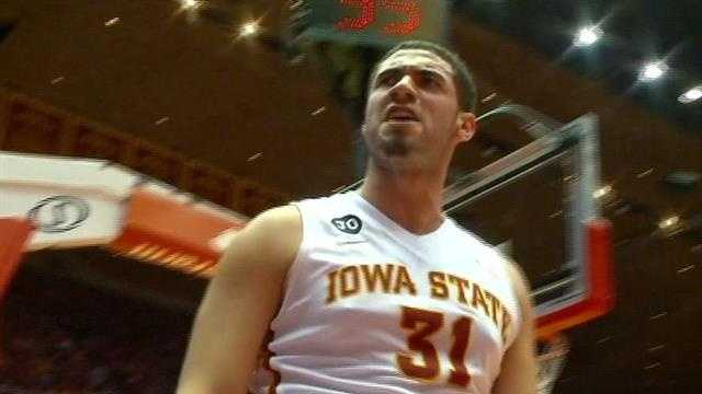 Georges Niang poured in a career-high 27 to lead ISu past Oklahoma Saturday