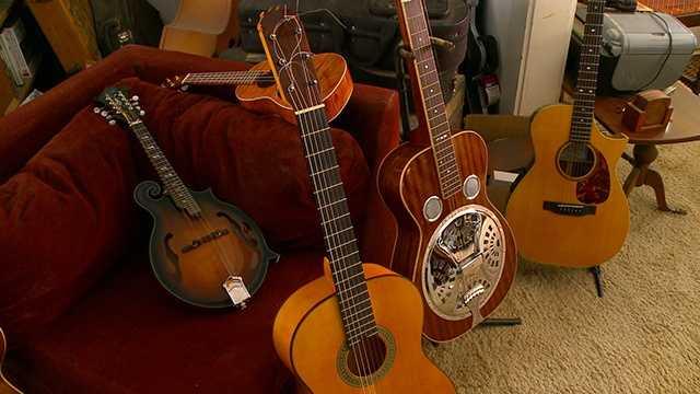 guitars mandolin
