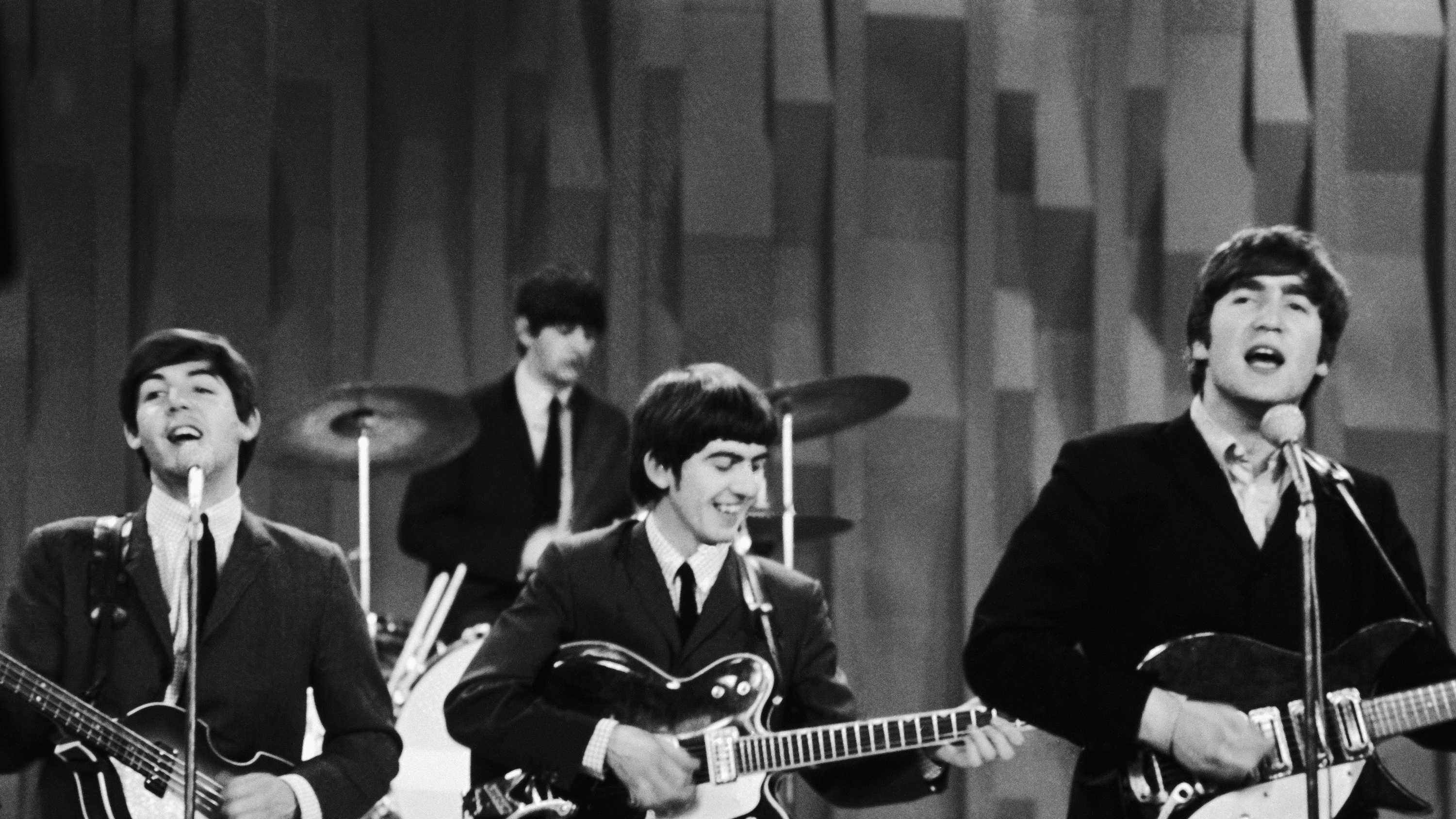 """Ladies and gentlemen, The Beatles!"" Those five words from Ed Sullivan on Feb. 9, 1964, changed the course of popular music forever."