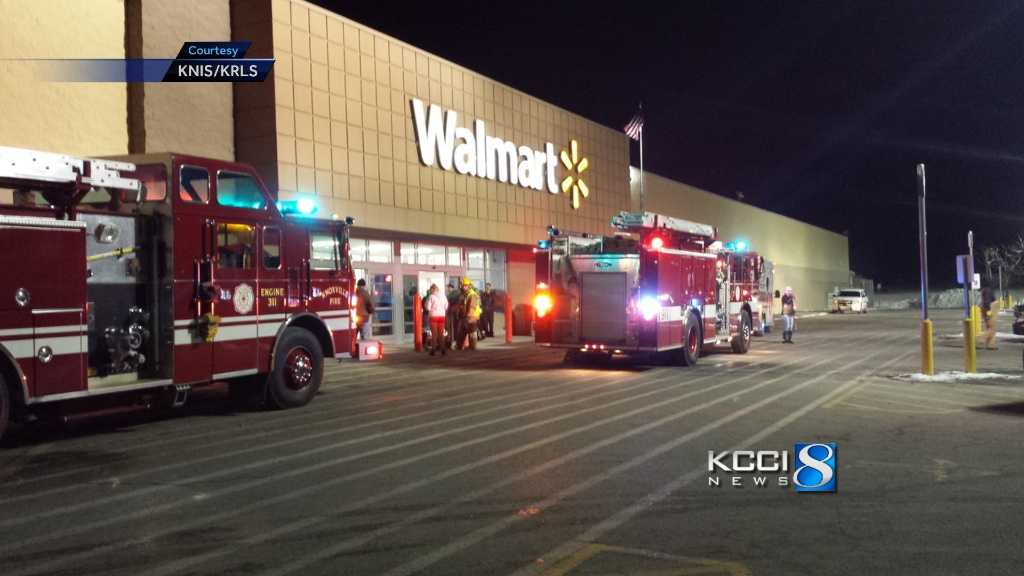 knoxville walmart fire