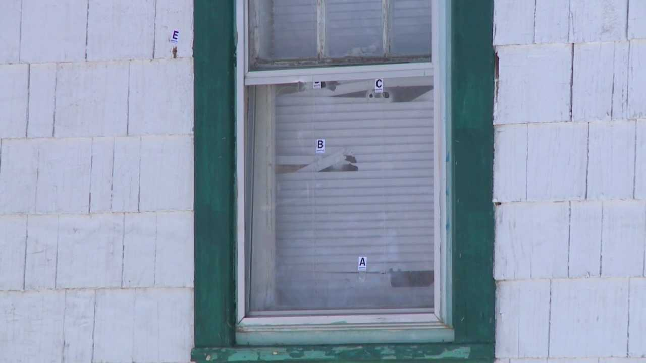 Bullets blast through bedroom with 3 kids inside