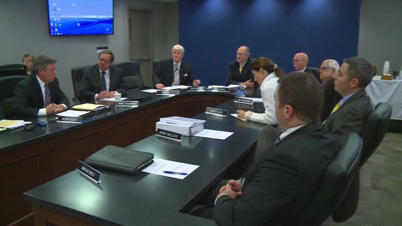 Airport board to decide on fire coverage change