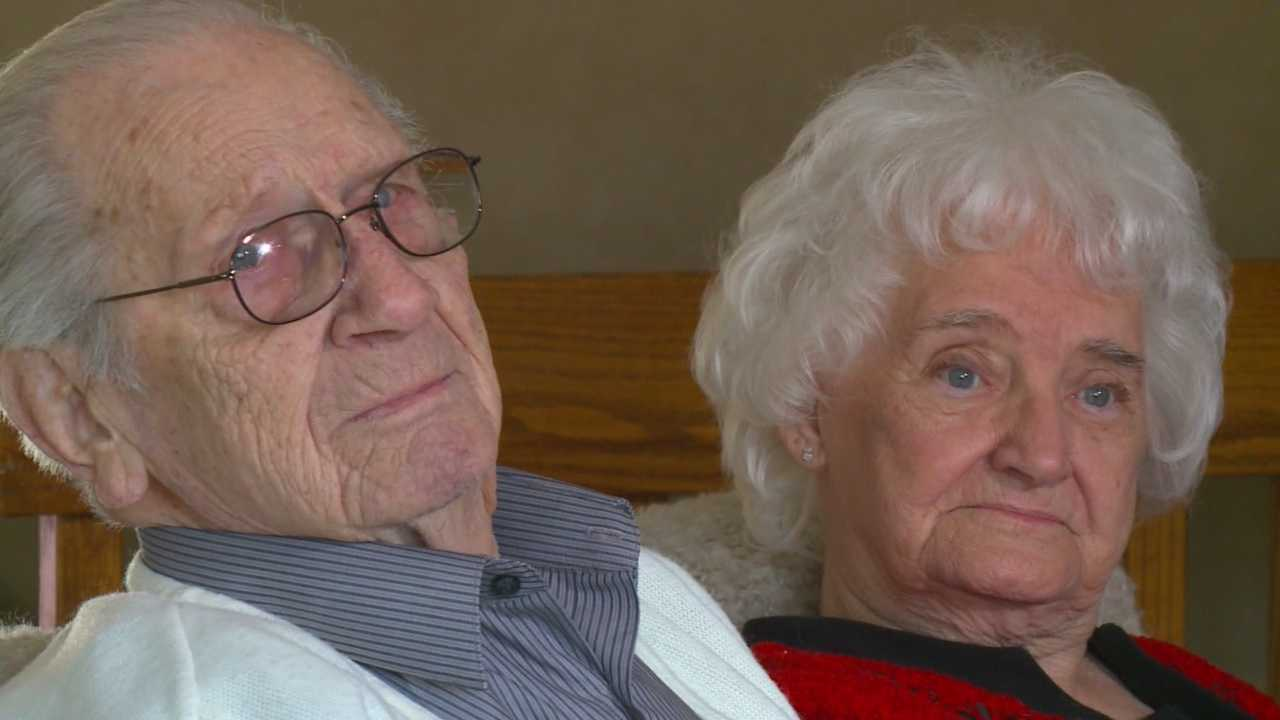 One Central Iowa couple has been spending Valentine's Day together for more than half a century.