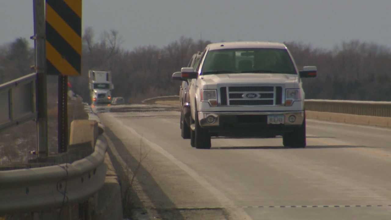 A heavily-traveled central Iowa bridge is about to temporarily close.