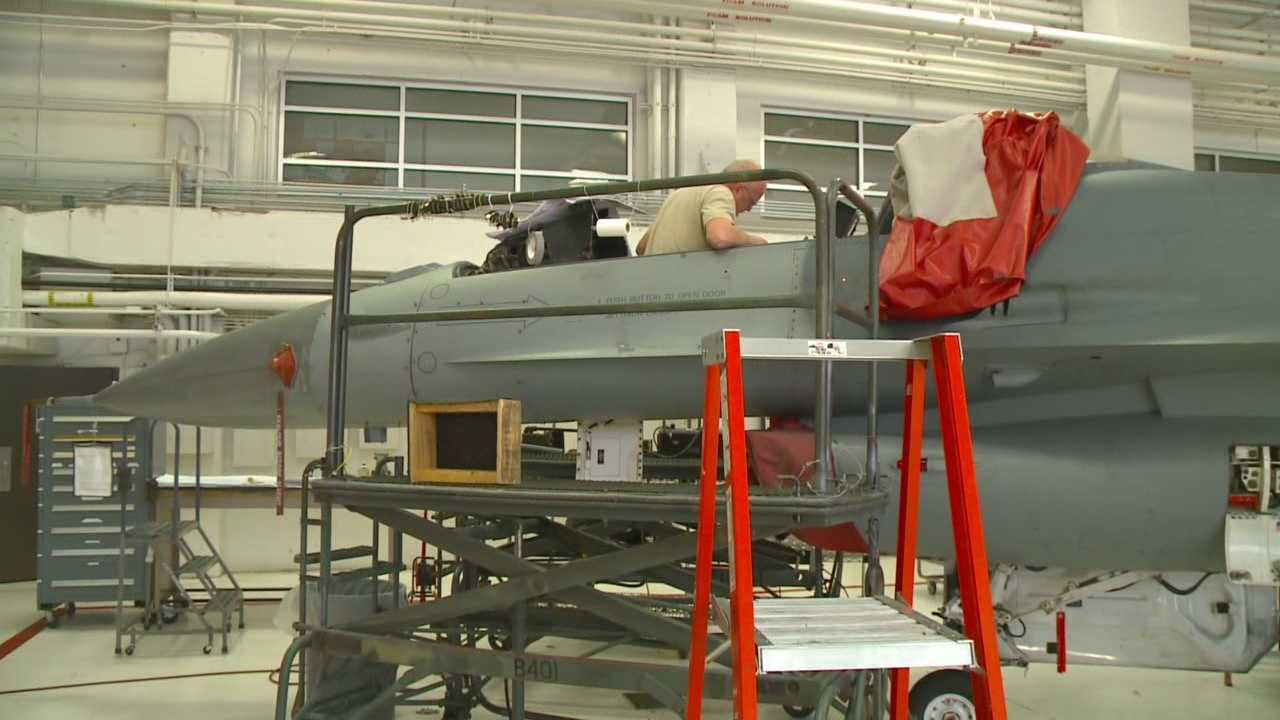 Iowa Air Guard training for new mission