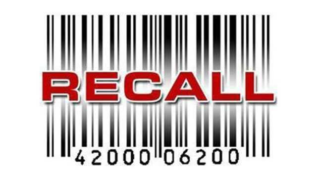 recall generic graphic