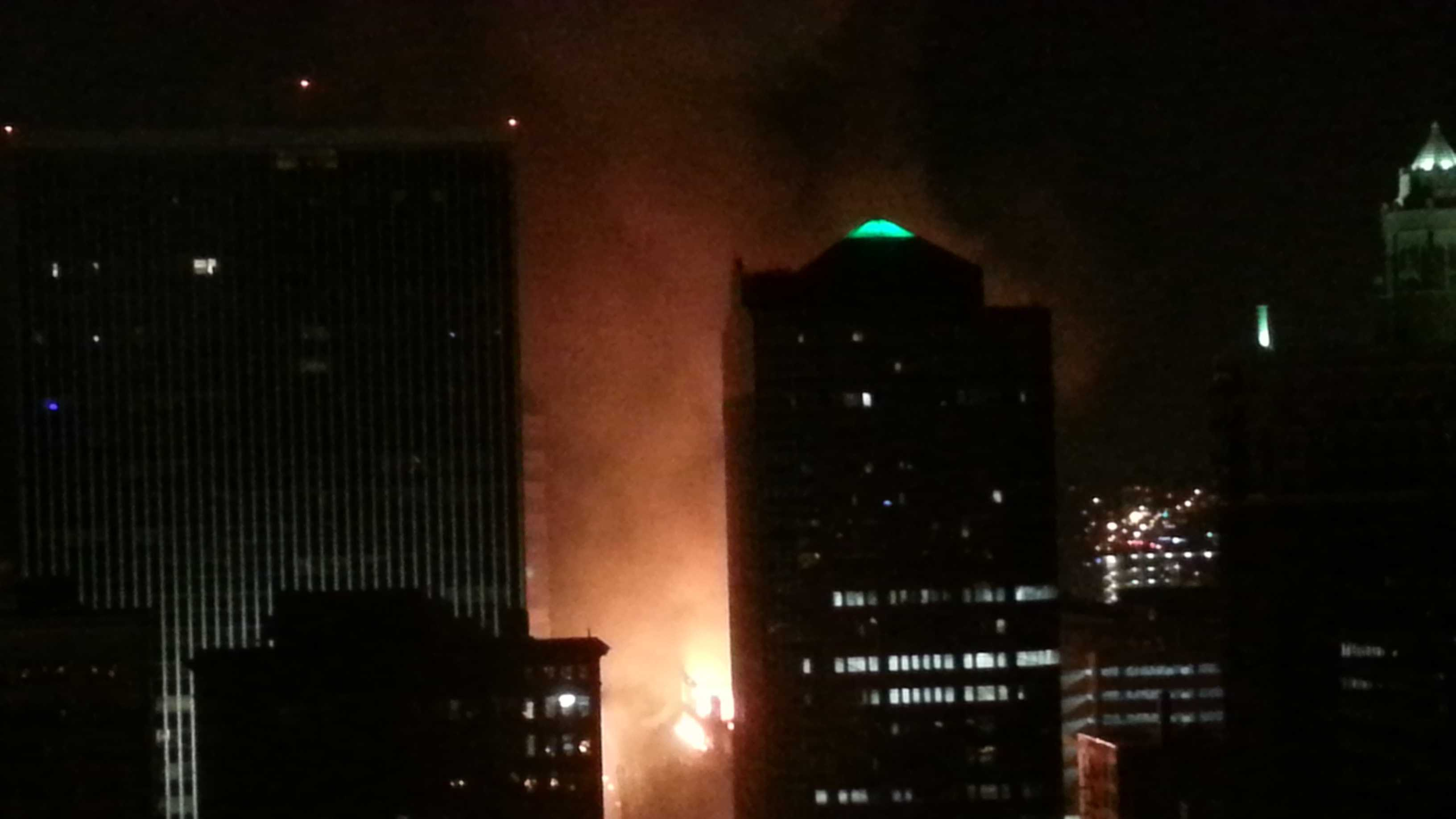 Younkers fire 3