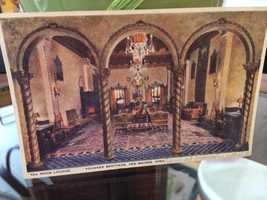 A post card from the Tea Room.