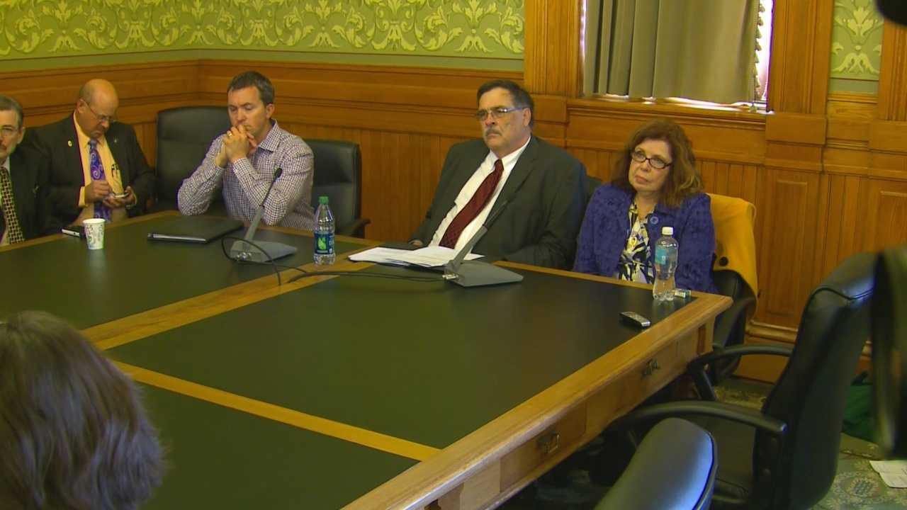 Former state workers talk about secret settlements