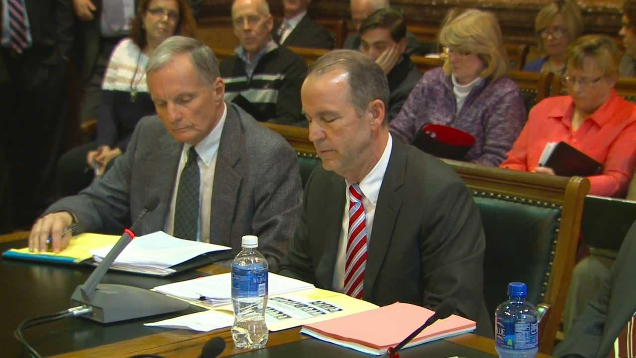 Lawmakers hold another hearing on the state employee secret settlements review.