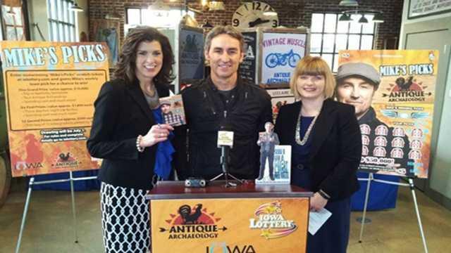 New Iowa Lottery game